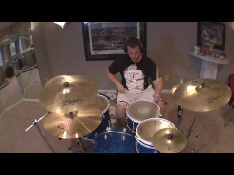 EVERY TIME I DIE drum cover of