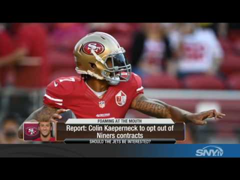 Will the New York Jets have interest in Colin Kaepernick?
