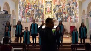 Coro Giovanile Note in Crescendo Riccione - ANGEL FLY