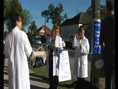 Stop The Privatisation Of NSW Public Healthfood Testing Laboratories
