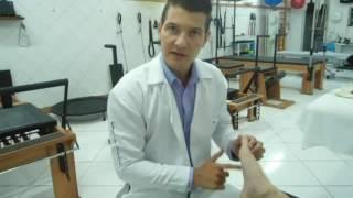 Fasceíte ou Fascite Plantar (Terapia Manual) Clínica de Fisioterapia Dr. Robson Sitta (11)2528.4661