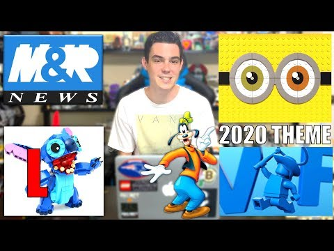 LEGO 2020 Sets + The LEGO Minifigure We've Been Waiting for! | LEGO