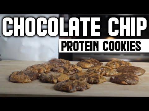 [QUICK & EASY] Paleo Protein Chocolate Chip Cookie Recipe @MyProteinUS | LiveLeanTV
