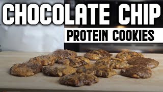 [quick & Easy] Paleo Protein Chocolate Chip Cookie Recipe @myproteinus