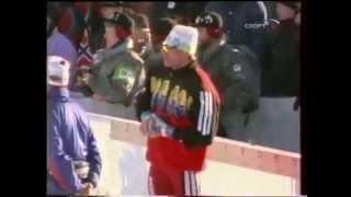 Владимир Смирнов - победная гонка! Lillihammer 1994 Cross-country skiing 50 km