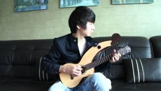 2ne1) Lonely    Sungha Jung (Harp Ukulele) Acoustic Tabs Guitar Pro 6