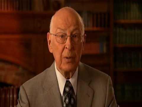 Gov Body Member Theodore Jaracz & Alan Feuerbacher - Aug 2001 (1 of 5)