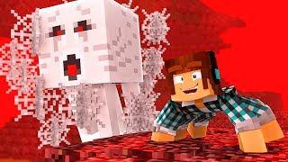 GHAST CAIU EM UMA ARMADILHA DE TEIA DE ARANHA !! - [ Vida de Aranha #11 ] - Minecraft