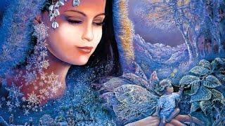 Женщина это особый Мир   Картины фэнтези  Жозефины Уолл. Josephine Wall art (HD)