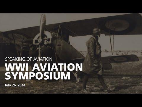WWI Aviation Symposium (2/4): John F. Ross