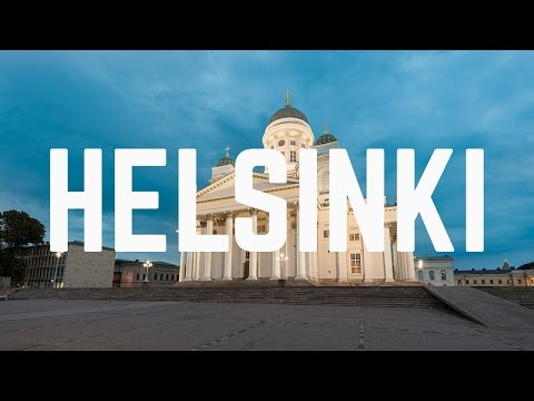 Helsinki Trip 2017 | Exploring Scandinavia