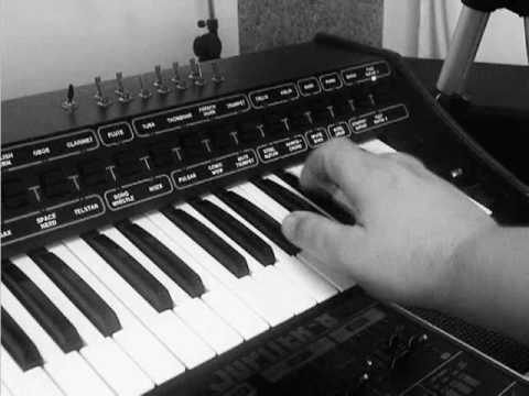 Genesis - In The Cage - ARP Pro Soloist Synth solo