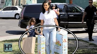 People are Pissed at Kourtney Kardashian For This??!?! -- It Makes No Sense!