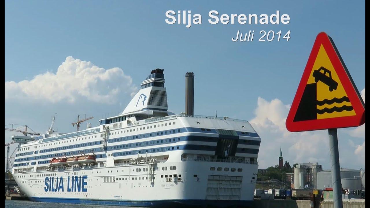 Silja Serenade, Stockholm-Helsinki - YouTube