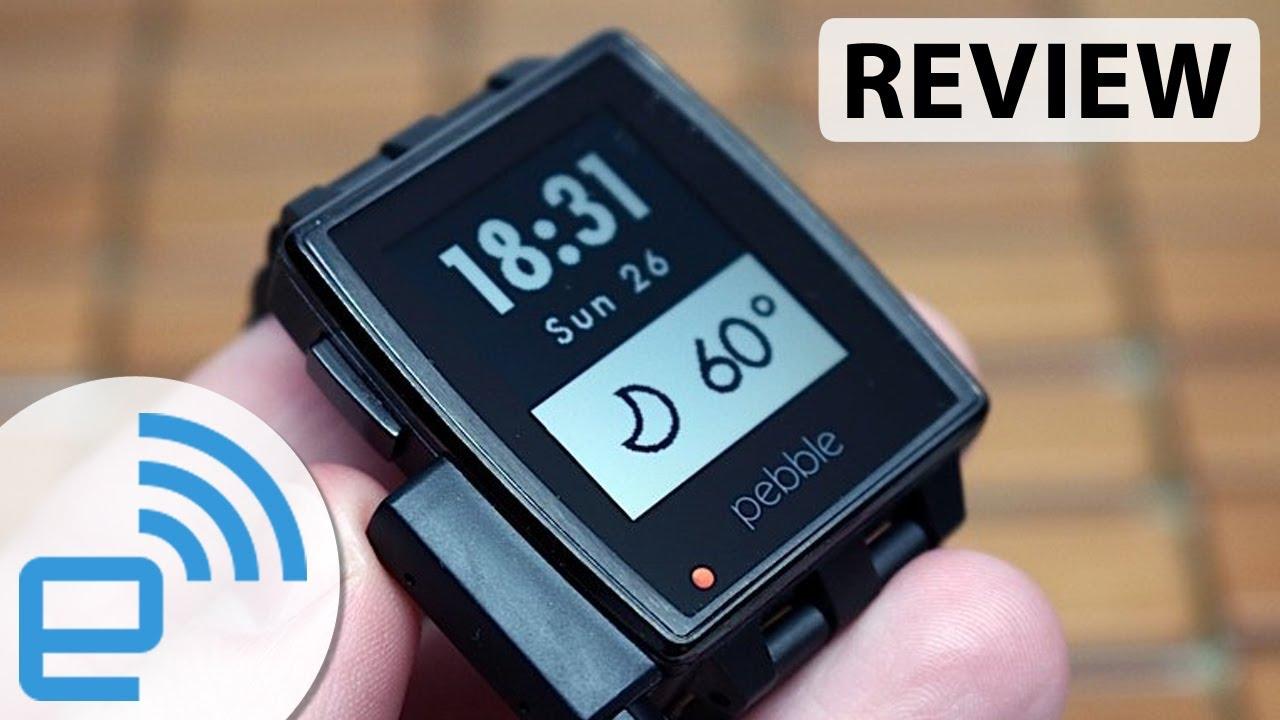 Pebble Steel smartwatch review