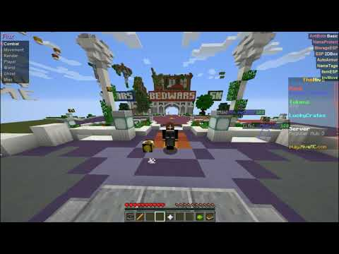 How to download Flux B13 hack for minecraft free!!!