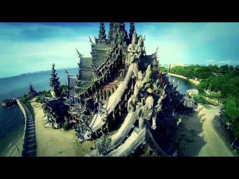 Unseen in Thailand - The sanctuary of truth