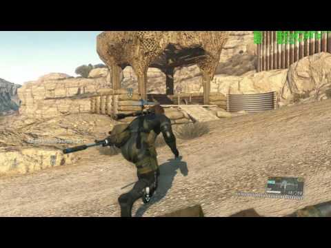 [Metal Gear Solid V] [PC] [Gigabyte GTX 1080 G1 GAMING 8GB OC] [4k] [60 fps]