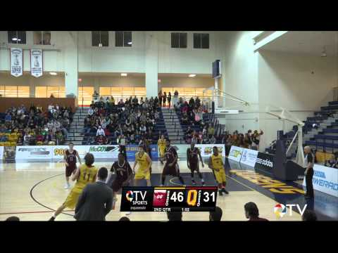 Men's OUA Basketball: Queen's Vs. Ottawa