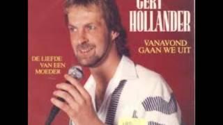 GERT HOLLANDER   AFSCHEID DOET NOG ALTIJD PIJN 1989