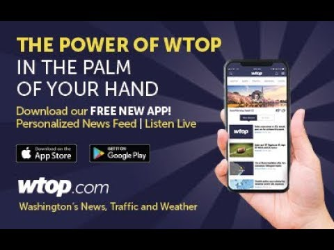 The New WTOP App