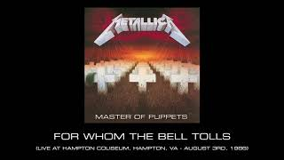 Metallica: For Whom the Bell Tolls (Live at Hampton Coliseum) YouTube Videos