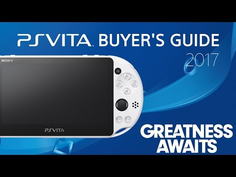 PlayStation Vita Buyer's Guide | 2017