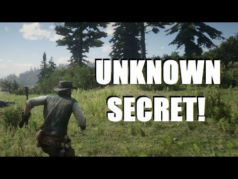 Unknown Secret Found at Hidden Grave in Red Dead Redemption 2! thumbnail