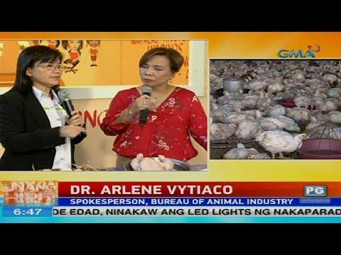Unang Hirit:  Kaligtasan ng mga Manok sa Pamilihan with Susan