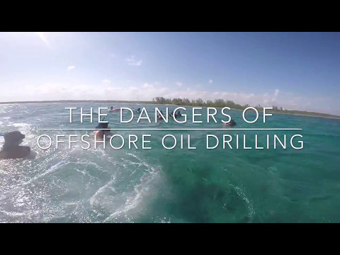 The Dangers Of Offshore Oil Drilling