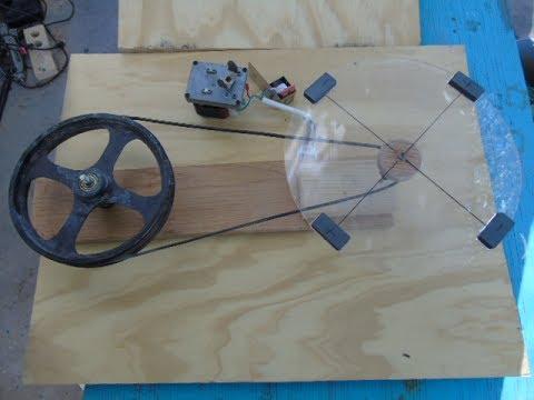 Como hacer un generador de electricidad  nueva forma thumbnail