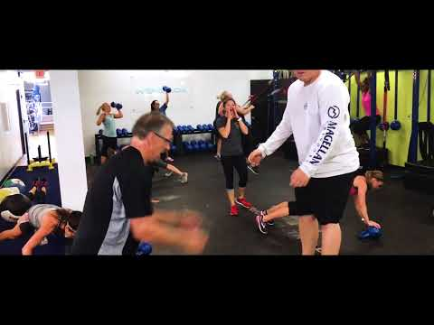 POWER IN MOTION | GROUP PERSONAL TRAINING | HENDRICK HEALTH CLUB