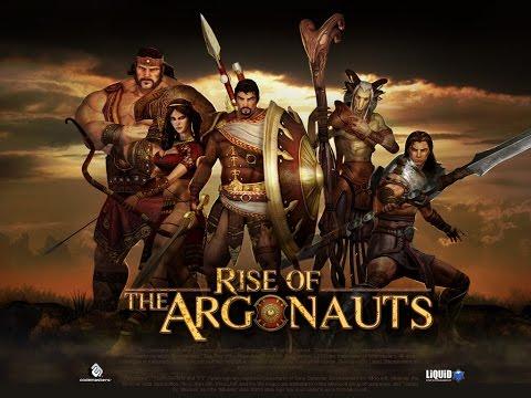 Rise of the Argonauts: épisode 7. Jason vs Achille: Le duel du siècle.