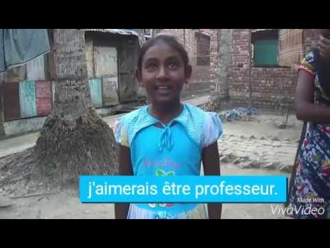 Notre programme de parrainage au Bangladesh vous présente Tandra