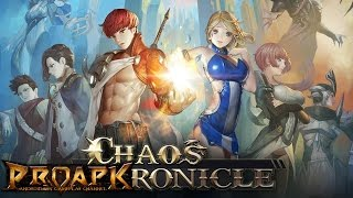 Chaos Chronicle Gameplay iOS / Android