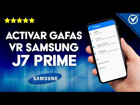 Cómo Instalar Gafas VR en un Samsung J7 Prime Fácilmente