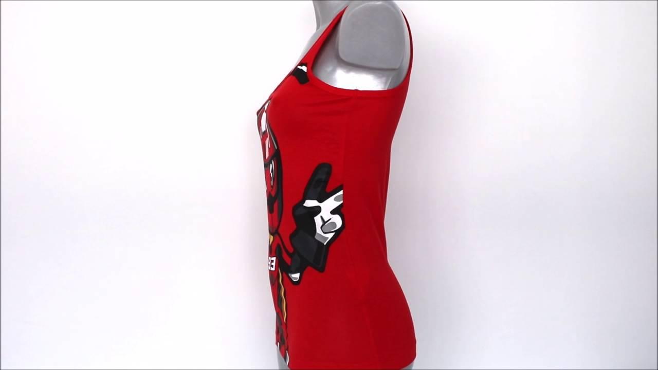 Marc Marquez Camiseta Mujer Hormiga