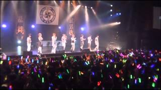 2012年11月22日Shibuya O-EASTにて行われた男装アイドルユニット『風男...