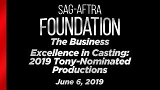 The Business: Excellence in Casting: 2019 Tony-Nominated Productions