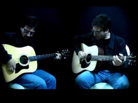 Martin D1 vs Taylor 510 - BIG SCIOTA - Recorded by Mauro Samuel
