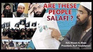 Kya Ye Log Salafi ya Muslim Hain ? Wikipedia Info Ghalat Hain ! - Adv. Nizam A. Khan