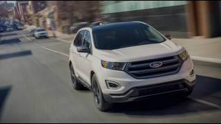 WOW!! 2018 Ford Edge Goes Dark With New Sport Appearance Package