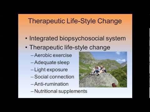 Therapeutic Lifestyle Change 10