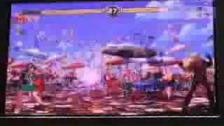 King of Fighters 12: Athena vs Shen