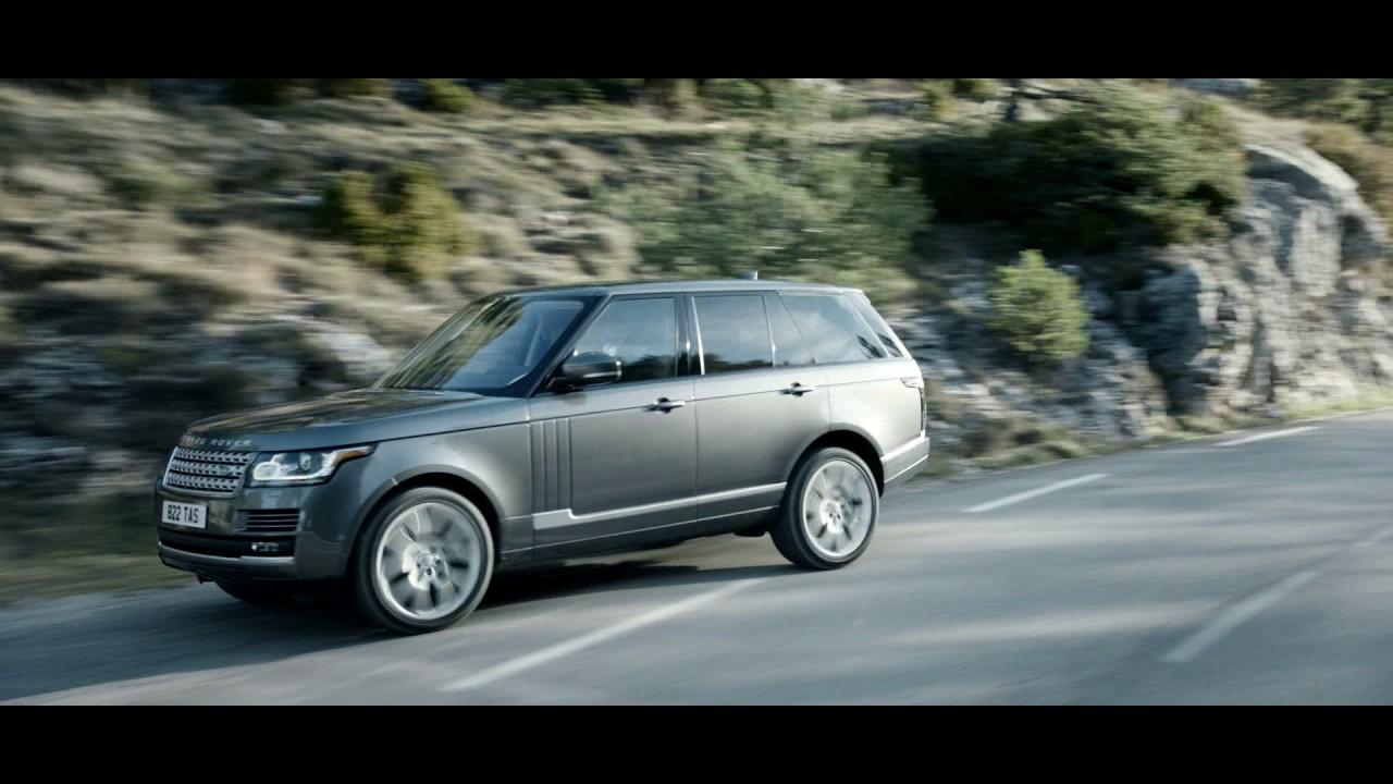 """""""Glide"""" TV mercial Range Rover"""
