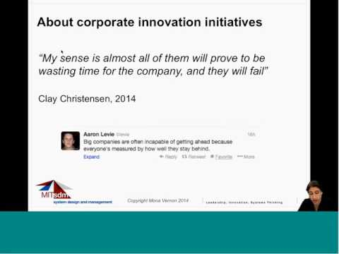 System Architecture for Corporate Innovation: How to Run a Successful Initiative