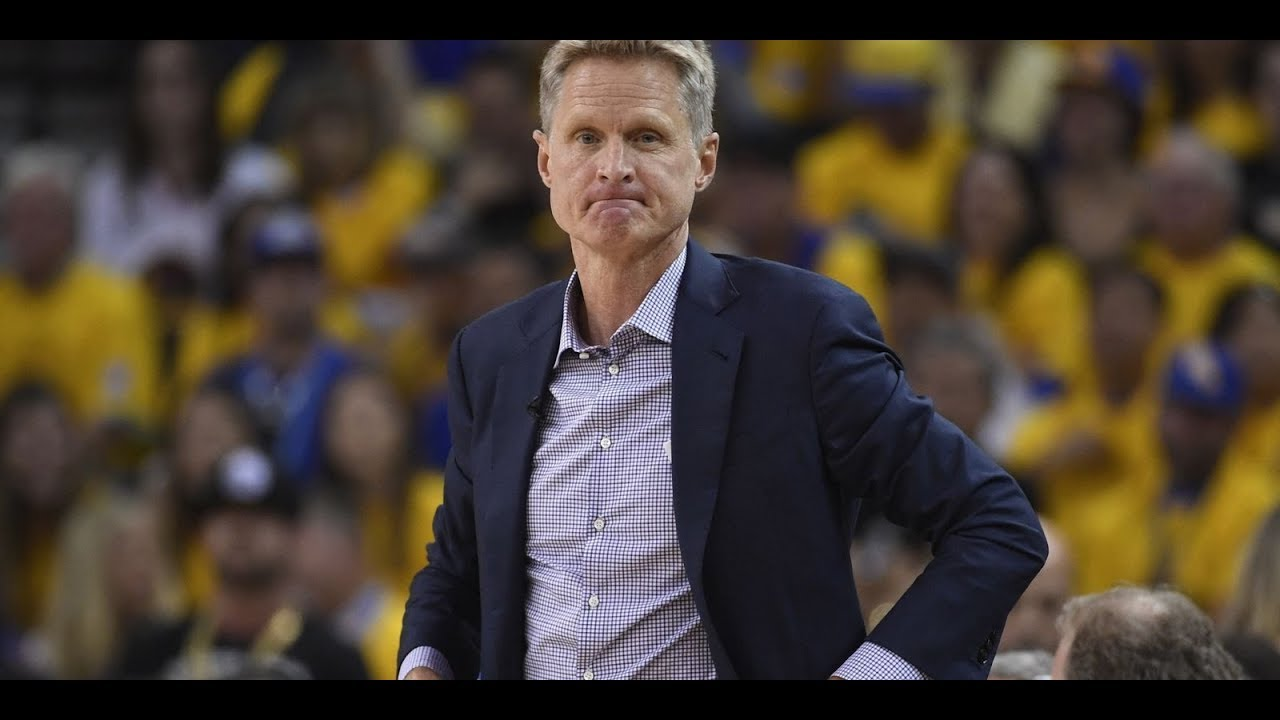 'That's a no-brainer': Steve Kerr says Colin Kaepernick is being 'blackballed' by NFL