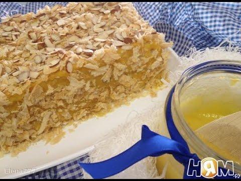 Торт Жозефина  Рецепт торта