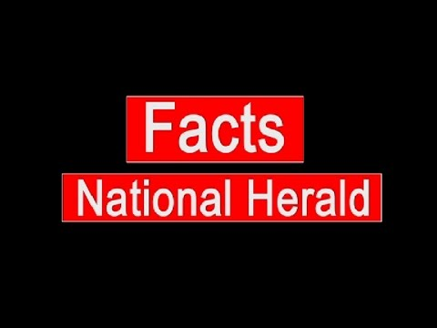 National Herald Facts
