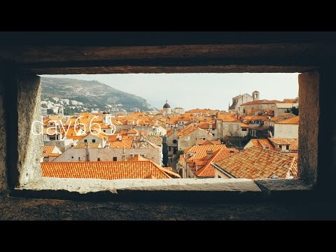 day665 : Dubrovnik Timelapse @Croatia